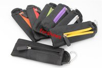 Wholesale Ce4 Electronic Cigarette Wholesale Usa - free shipping usa UK eGo pouch case electronic cigarette carry case zipper pouch e cig atomizer evod battery ego ce4 kit carrying case box