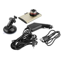 Wholesale motion camera card online - car dvr HD P quot Car Tachograph DVR video camcorder Car Dash IR Night Vision CAM Camera recorder G sensor