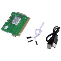 Analyseur de diagnostic carte mère USB PCI à 2 chiffres Test Card Ordinateur portable PC Desktop