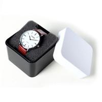 Wholesale Watch Display Trays - Hight End White Black Plastic Watch Box Storage Showing Jewelry Display Storage Box Case Tray Collector Case ZA4632