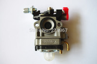 Wholesale Garden Mowers - Carburetor for Kawasaki TH23 TH26 TH34 Kaaz 23CC 25CC 26CC Trimmer free shipping 33CC 35CC carb mower carburetor replacement