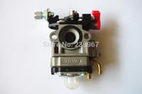 Wholesale Free Trim - Carburetor for Kawasaki TH23 TH26 TH34 Kaaz 23CC 25CC 26CC Trimmer free shipping 33CC 35CC carb mower carburetor replacement