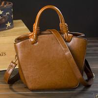 Wholesale Handbag Briefcase Women - woman fashion genuine leather Briefcases handbag