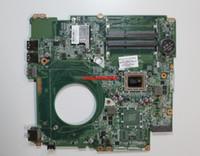 Wholesale amd laptop motherboards online - for HP Pavilion F248CA F262NR F284CA Z F200 Series DAY23AMB6F0 REV F UMA Laptop Motherboard Mainboard Working perfect