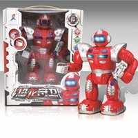 Wholesale Electric robot red