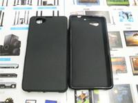 estuches sony xperia z1 compact al por mayor-Para Motorola Moto G5S G5S Plus Sony Xperia Z1 Compact Z1 MINI D5503 Gel antideslizante TPU Funda Suave Delgada Cubierta de goma para teléfono