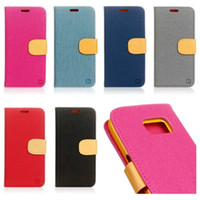 Wholesale galaxy grand flip cover pink for sale - Group buy Colorful Series Money Pocket Card Slot TPU Wallet Leather For Doogee X5 Samsung Galaxy S6 Galaxy Grand Prime G530 G360 Note5 Flip Cover