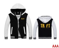 Wholesale Trukfit Pullover Hoodie - Factory outlets 2016 New fashion Hip hop lovers male and female long-sleeved coat skateboard clothing Men Sweatshirts Trukfit hoodie