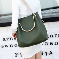 Shoulder Bags Women Plain 2017 Ruil Women Bags Can be split Fashion High capacity Designer Handbag Casual Shoulder Messenger Bag More Color