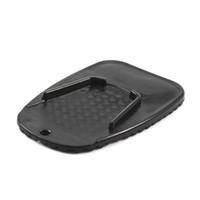 Wholesale Motorcycle Kickstands - LS-055 Universal Plastic Motorcycle Kickstand Side Anti-Slide Pad Mat Durable and Stability Great Tool for Outdoor Parking Free Shipping