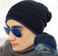 Wholesale Cheap Christmas Headwear - Fashion Beanies Sport Knit Caps Beanies For Men Cheap Football Beanies Women Warm Knitted Hat Fashion Headwear Free Shipping