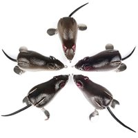 5Pcs / Set Frog Bait Soft Bait <b>Black Color Fishing Lures</b> 0.61oz-17.43g / 2.76