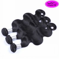 Wholesale Human Hair Weave Bleachable - Wholesale Price Best Quality Malaysian Hair Unprocessed Human Hair Weaves 2 Bundles Bleachable Body Wave Hair Extensions Free Shipping