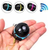 kleine mp großhandel-2016 neue Ai-ball Worlds Kleinste Protable Wifi Mini Überwachungskamera CCTV Sicherheit IP Kamera Wireless HD