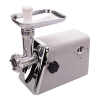 Wholesale Mincer Meat - Multifunctional Electric Sausage Sportable Household 1300W Type Tainless Steel Manual Meat Mincer Grinder Tool USA FREE SHIPPING 13026143