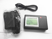 Wholesale 433mhz Remote Control Code Scanner - Carcode 1pc Garage Car Radio Transmitter Duplicator 2 in 1 433Mhz 315Mhz Remote Control Receiver Remote Key Code Scanner free