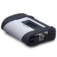 mb star neu großhandel-Hochwertiger MB Star C4 SD Verbindung mit WLAN mit Full-Set-Kabel Keine Software-Festplattenunterstützung mehrsprachig