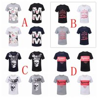 Wholesale Wholesale High Street Clothing - 16 Color Summer Men T-shirt short Sleeve 100% Cotton Sport t shirts for men Plus Size Clothing High Quality Street Clothes by dhl