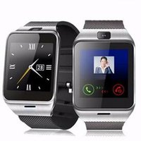 Wholesale Bluetooth Wristwatch DZ09 Smart Watch with SIM Card Fitness Tracker Sleep Monitor for Android and IOS Itelligent Smart Phone Watch