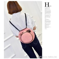Wholesale Girls Clear Purses - 2016 new backpack style Shoulder Bags fashion girls Bags Butterfly Handbag fashion cross body hat bags Tote Purse bag for lady chain Bag