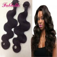 Wholesale Goddess Human Hair - Cheap Hair Wavy Wave Hair Weave Brazilian Human Extension Hair Goddess Hair Real Unprocessed Weaves