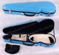 Wholesale New violin glass fiber case waterproof Light Durable reinforced strong