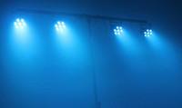 Wholesale Rgbw Par - Aimbinet RGBW LED Light RGBW LED Par Lights 10W x 7 LED DMX 4-in-1 Par Stage Light Bright for Wedding DJ Event Party Show
