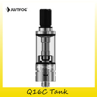 bobinas de bcc venda por atacado-100% Original Justfog Q16C Atomizador 1.9 ml Fluxo de Ar Inferior BCC Tanque 1.6ohm occ Bobina Authentic 510 VaPe Mod Mod 2245019