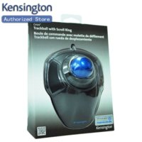 orbit optical mouse - Kensington Original Orbit Trackball Mouse with Scroll Ring Optical USB for PC or Mac K72337 with Retail Packaging