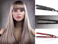 saçları incitmek toptan satış-Saç Düz Demir Akıllı Saç Düzleştirici Saç Elektrik Ateli Acı Vermez Çevre Alaşımları Hızla Isıtmalı Saç Düzleştirici