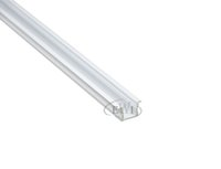 Wholesale Channel Distributor - 10 X 1M sets lot China distributor aluminium led profile and 6063 aluminum channel for flooring or recessed wall lights
