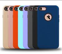 iphone6 mais caso tpu venda por atacado-Luxo tpu armadura tampa traseira + pc protetora telefones à prova de choque casos para iphone6 6 s 6 plus 7 7 plus