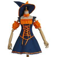 cadılar bayramı için büyüleyici kostümler toptan satış-Kukucos Kahramanlar Çünkü Giysi LOL Leopar Kadın Nedley Cosplay Kostüm Cadılar Bayramı Charm Cadı Cosply Kostüm Kadın Elbise
