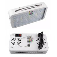 Full Spectrum 400W LED Grow Light Rouge + Bleu + Blanc + Warm + UV + IR CA 85 ~ 265V SMD5730 Lampes à LED Led Lampes à Aquarium LED