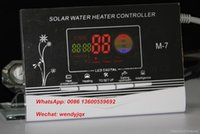 Wholesale Solar Water Heater Controllers - Solar Power intelligent Controller suitable for Non pressure Solar Water Heater, with electric heating function, M-7