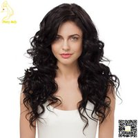 Wholesale real human hair wigs for sale - Group buy Silk Base Human Hair Wig Mongolian Human Hair Jewish Wig Human Hair quot X4 quot Silk Top None Lace Wig Kosher Wig Real Skin