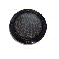 Wholesale Grille Manufacturers - Manufacturers selling speaker grilles,all metal 3 inch car horn speaker net net three inches electric media special speaker net,