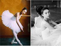Wholesale Ballet Dance Competition - Wholesale-Adult ballet costumes tutu swan lake ballet leotard dance wear professional competition for women
