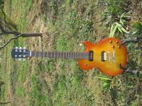 Wholesale Gary Moore Guitars - best china guitar Gary Moore Signature Chambered Electric Guitar, Lemon Burst OEM Musical