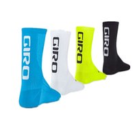 Wholesale Slips Nylon Men - Men Cycling Socks Sports Bike Footwear Non-slip soles man Wicking breathable Bike socks soccer bicycle sock ciclismo calzini