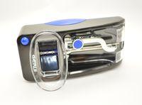 Wholesale Electric Cigarette Tobacco Rolling - Automatic Electric Cigarette Injector Rolling Machine Tobacco Maker Roller Electronic Grinder Crusher Dry Herb Vaporizer blue red color