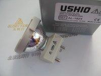Wholesale Ushio Bulbs - Wholesale-USHIO AL-1824,AL1824 replacement arc lamp,18-24W ceramic ring solarc bulb,Welch Allyn REF AL-1824 metal halide lights