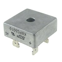 Wholesale Dc Rectifier - Wholesale-1000V 50A KBPC5010 Diode Single Phrase Bridge Rectifier AC to DC