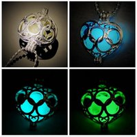 Barato Colares Olímpicos-2017 NOVO The Olympic Rings Statement Necklace Luminous Pendants Necklace Jewelry Hollow Out Hip Hop Jóias Colares Pingente Colar