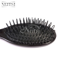 Wholesale Tools For Hair Salon - Neitsi 1pc Hair Brush Comb for Human Hair Extensions or Wigs Beauty Salon Tool Accessories & Hair Style Tools