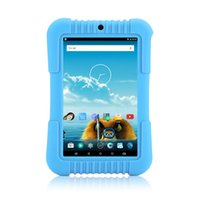 """Wholesale Children Tablets China - US Stock! iRULU Y3 7"""" Android 5.1 BabyPad Tablet PC A33 Quad Core 1GB 16GB Bluetooth Kid's Children Learning Tablets"""
