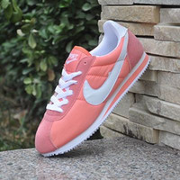 Wholesale hot shells - Hot new brands Casual Shoes men and women cortez shoes leisure Shells shoes Leather fashion outdoor Sneakers