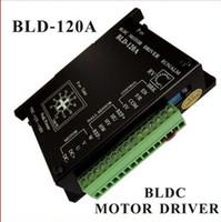 conductor del motor 12v al por mayor-Controlador de controlador de motor BLDC 120W 12V-30V DC Controlador de motor DC sin escobillas BLD-120A