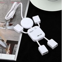 2-4 USB 2.0 12Mbps USB 2.0 Hi-speed USB2.0 4PORT HUB High quality Support for laptop,pc,mouse, keyboard, USB lights