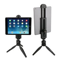 "Wholesale Ipad Screws - Ulanzi Adjustable Pad Tripod Mount Stand for iPad Air Pro Mini, Tablet PC Bracket with 1 4"" screw for iPhone Android Smartphone"